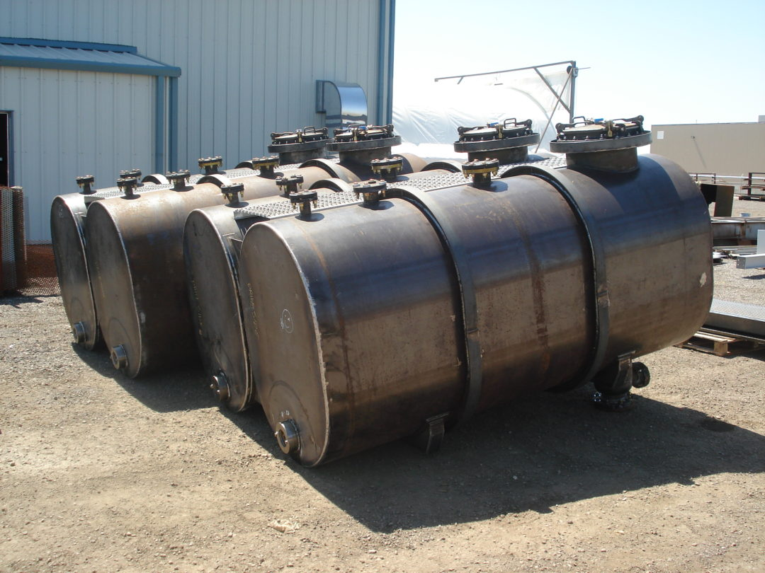 Steel Oil Tanks